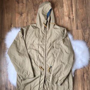Woolrich Mist 6160 Mens Vintage Field Jacket Large
